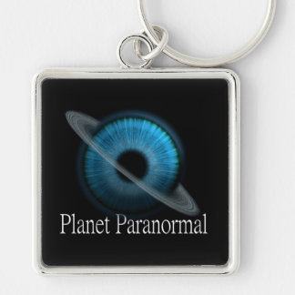 Planet Paranormal key chain