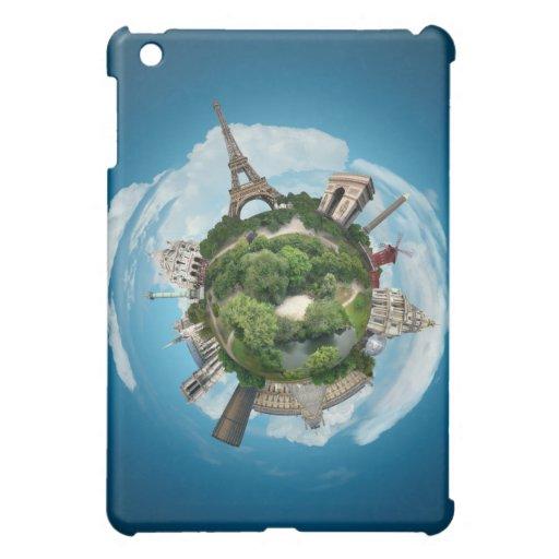 Planet Paris iPad case