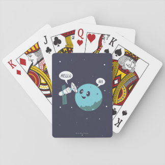 Planet Playing Cards