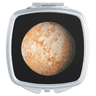PLANET  PLUTO natural (solar system) ~~ Mirrors For Makeup