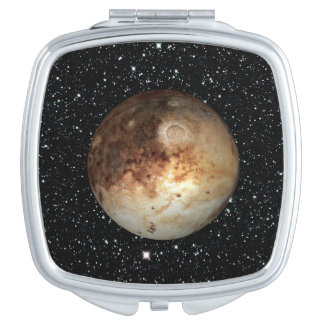 PLANET PLUTO star background ( solar system) ~ Compact Mirror