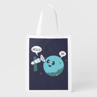 Planet Reusable Grocery Bag
