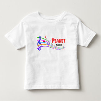 Planet RockTone - Young Toddler T-Shirt