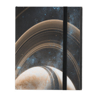 Planet Saturn iPad Cover