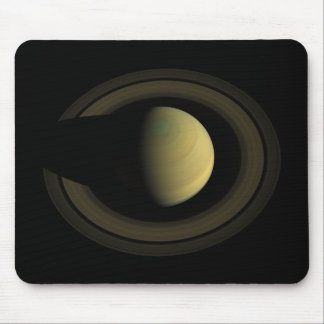 Planet Saturn Jewel of the Solar System Mouse Pad