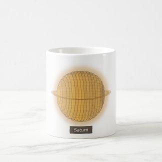 Planet Saturn Mug