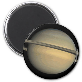 Planet Saturn Solar System Magnet