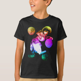 Planet Space Cat T-Shirt