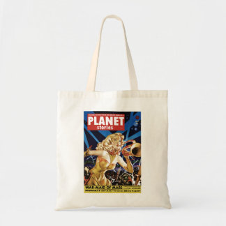 Planet Stories - Warmaid of Mars Bag