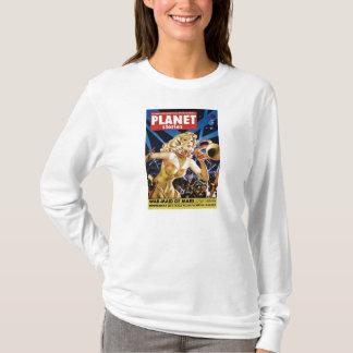 Planet Stories - Warmaid of Mars T-Shirt