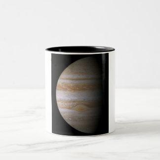 Planet Two-Tone Coffee Mug