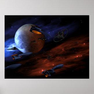 Planetary Defense Poster