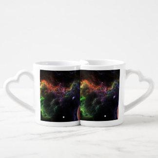 Planetoids - Nebula Cluster Lovers Mugs