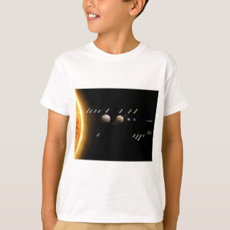 Planets and dwarf planets T-Shirt