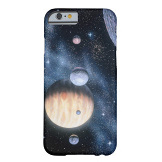 Planets Barely There iPhone 6 Case