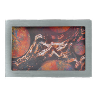 Planets in cosmic waves belt buckle