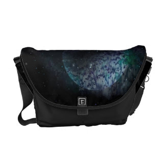 Planets in Universe Courier Bag