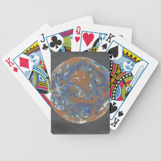 Planey Mercury Bicycle Playing Cards