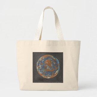 Planey Mercury Large Tote Bag