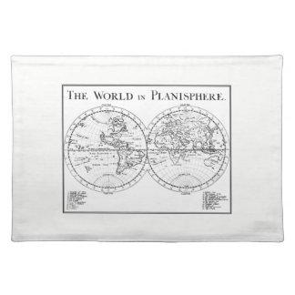 Planisphere Placemat