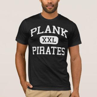 Plank - Pirates - Junior - Oswego Illinois T-Shirt