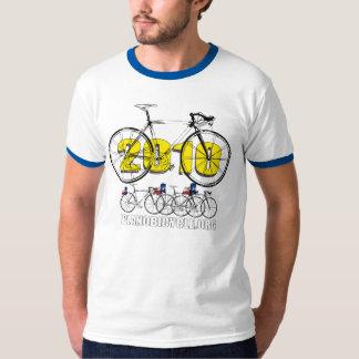 Plano Bicycle 2010 Cycling Logo Tees & Gifts