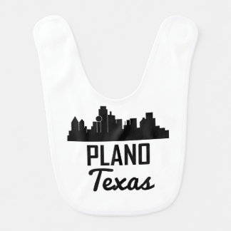Plano Texas Skyline Bib