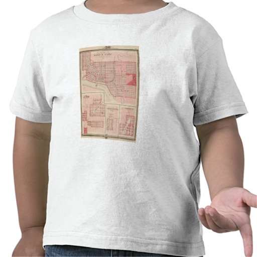 Plans of Sioux City, Le Mars Tee Shirts