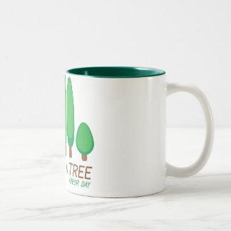 Plant a Tree - Arbor Day Coffee Mugs