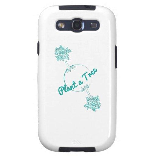Plant a Tree Samsung Galaxy SIII Covers