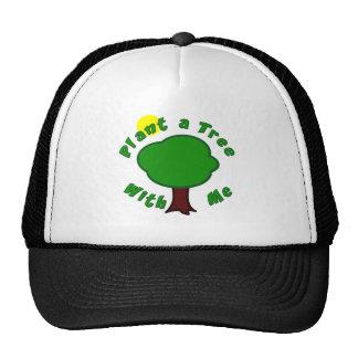 Plant a Tree Mesh Hat