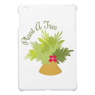 Plant A Tree iPad Mini Cover