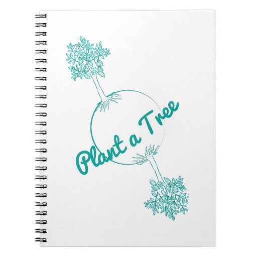 Plant a Tree Notebooks