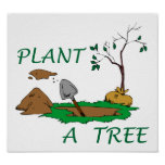 Plant a Tree Posters