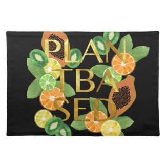 PLANT BASED FRUIT PLACEMAT