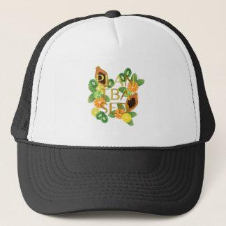 PLANT BASED FRUIT TRUCKER HAT