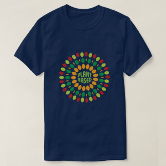 Plant Based with mandala T-Shirt