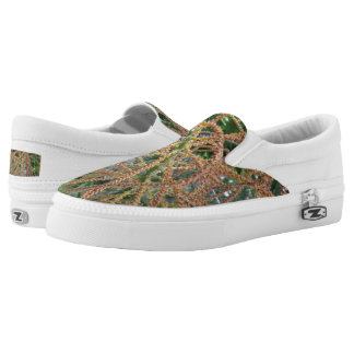 Plant Custom Zipz Slip On Shoes,  Men & Women Printed Shoes