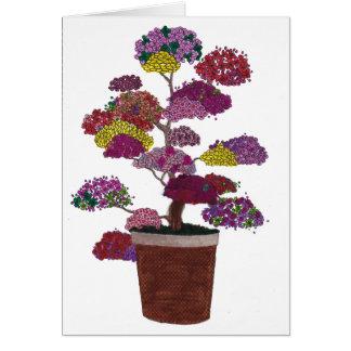 Plant Customisable Card