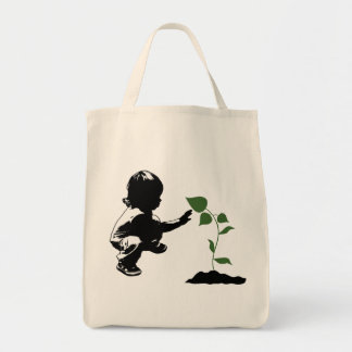 Plant for our Planet Grocery Bag