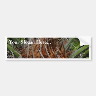 Plant Green Bumper Sticker