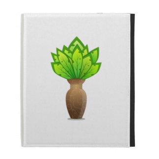 Plant in Vase iPad Folio Cover