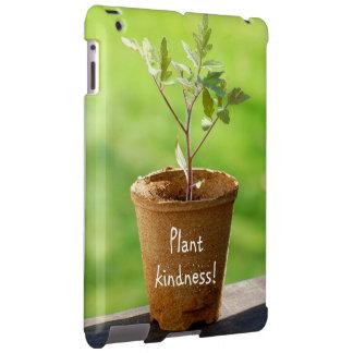 Plant Kindness iPad Cover
