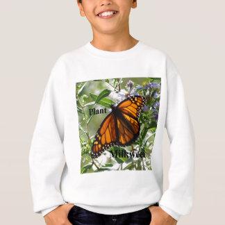 Plant Milkweed Sweatshirt