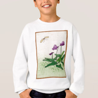 Plant of The Water Lily Family - anon - 1900 - woo Sweatshirt