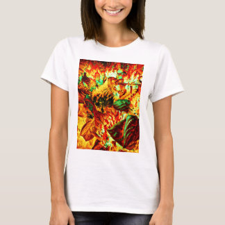 plant on fire T-Shirt
