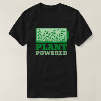 Plant Powered Dark T-Shirt
