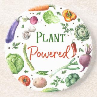 Plant-Powered Designs Coaster
