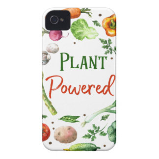 Plant-Powered Designs iPhone 4 Case-Mate Cases