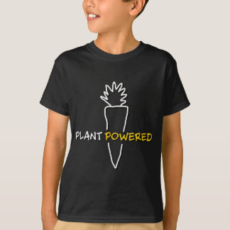 PLANT POWERED TEE SHIRTS